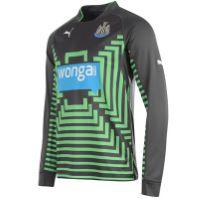 Puma Newcastle United Home Goalkeepers Shirt 2014 2015
