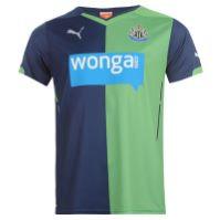 Puma Newcastle United Third Shirt 2014 2015