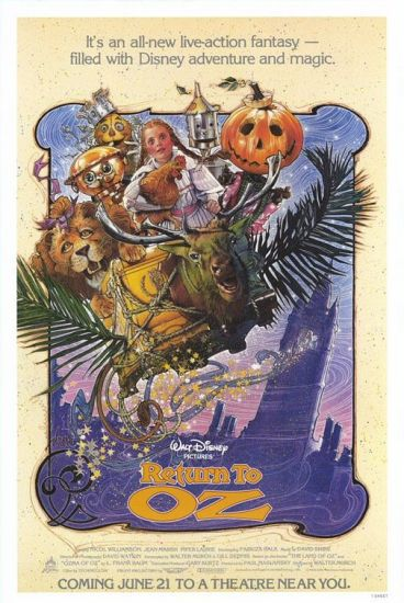 Image result for return to oz images
